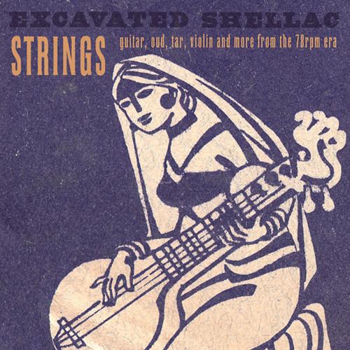 "Alberto Ruiz y su Lira Incaica - Paceñita from ""Excavated Shellac: Strings"""