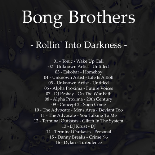 Bong Brothers - Rollin' Into Darkness