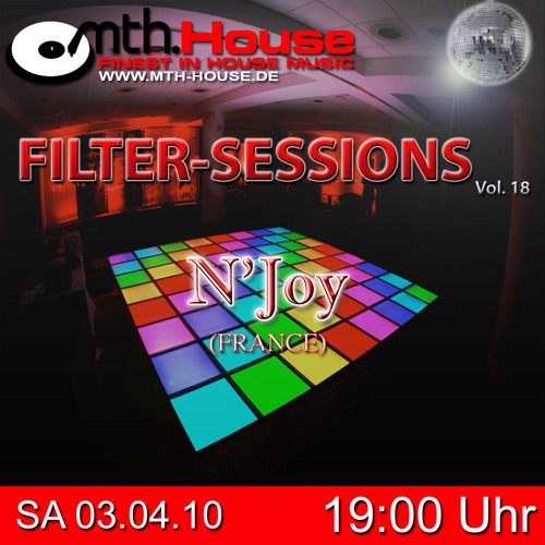 "N'Joy - The mth.House ""Filter-Sessions"" Vol.18 Radioshow (03-04-2010)"