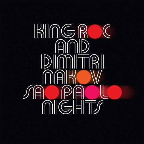 King Roc + Dimitri Nakov -Alameda Jau - Bedrock Records