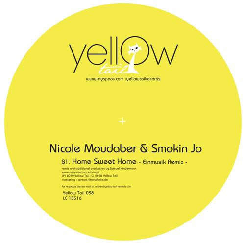Nicole Moudaber & Smokin Jo - Home Sweet Home (Einmusik Remix)