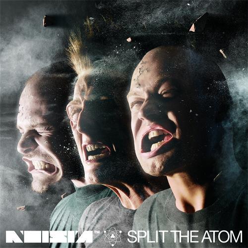 Noisia - Red Heat (Split the Atom)