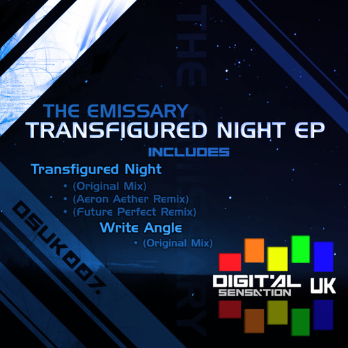 The Emissary - Transfigured Night (Future Perfect's No More Booze Mix)