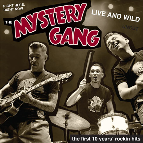 Mystery Gang - Live and Wild - 02 - Betty Page
