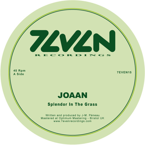 Joaan - Splendor In The Grass