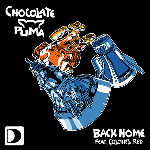 Chocolate Puma - Back Home Lo Fi Preview