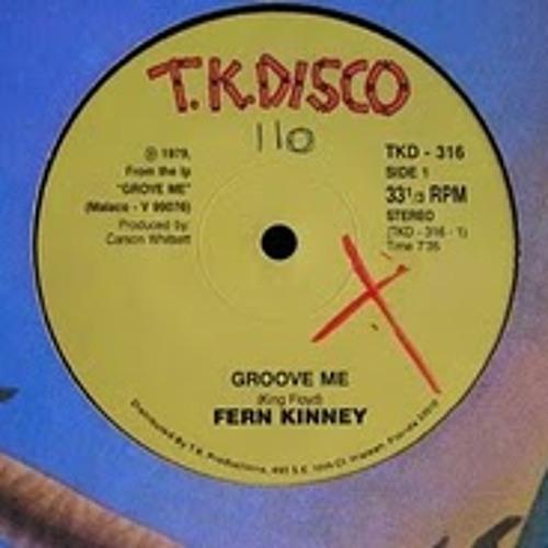 Fern  Kinney - Groove me (Mojoworkinz midinght remix)