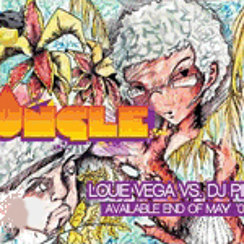 DJ Pierre vs Louie Vega - Da Jungle (Sergio Mega Remix)