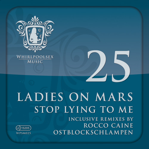 Ladies On Mars - Stop Lying To Me (Rocco Caine Remix) PROMO-CUT
