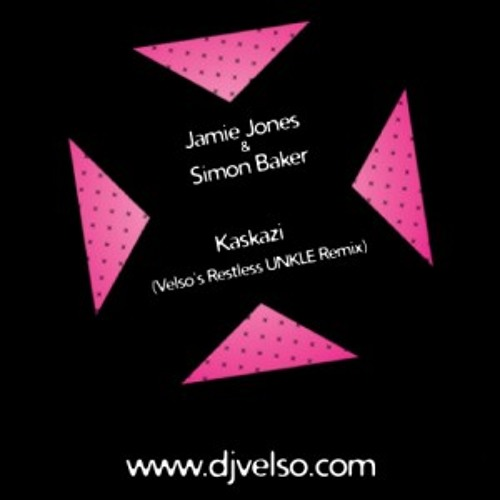 Jamie Jones & Simon Baker - Kaskazi (Velso's Restless UNKLE Remix)