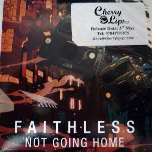 [Free Download] Faithless - Not Going Home (Rydel's 6am RE-Edit)