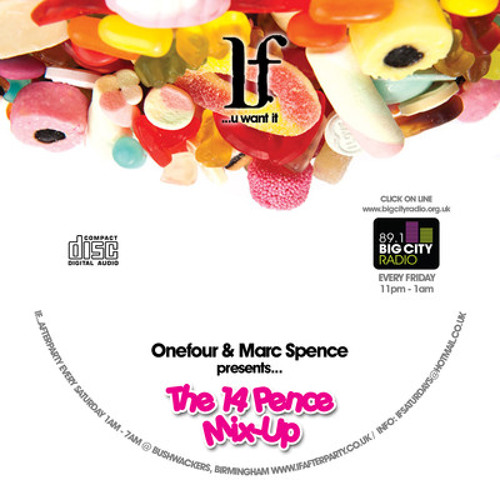 Onefour & Marc Spence Present The 14 Pence Mix Up