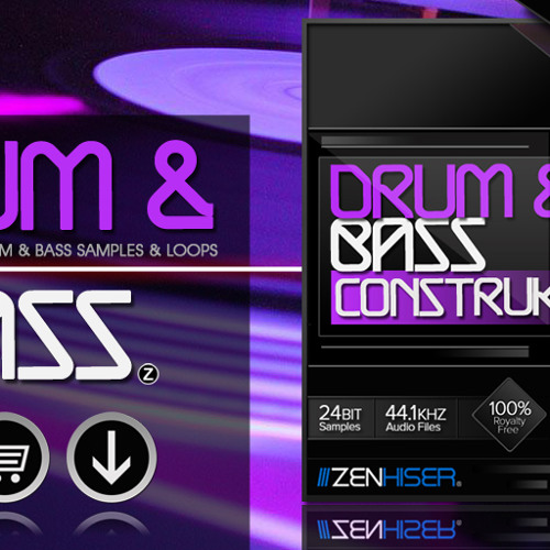 The Drum n Bass Construktion Kit 01 - zenhiser.com