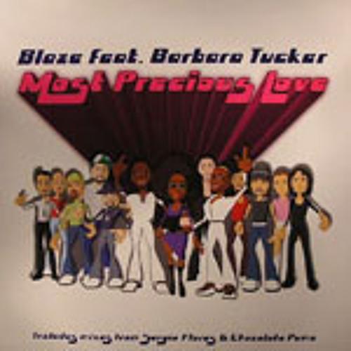 Blaze feat Barabara Tucker - Most Precious Love - Sergio Flores Afro Vox Mix