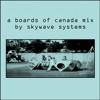 A Boards of Canada mix Portada del disco