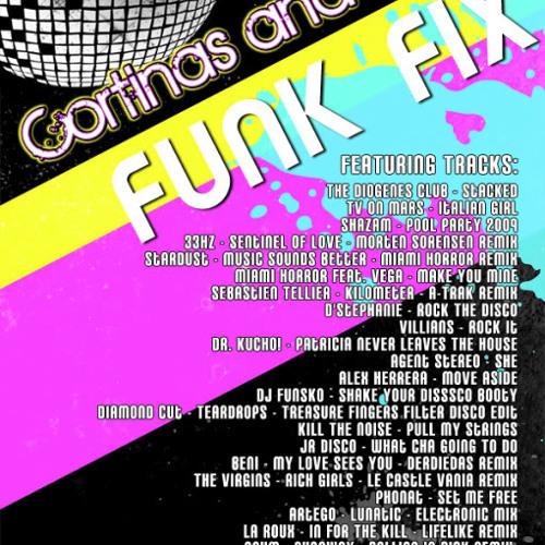 Cortinas & Wade Present - FUNK FIX (mix)