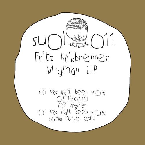 Fritz Kalkbrenner - Wingman (Original Mix)