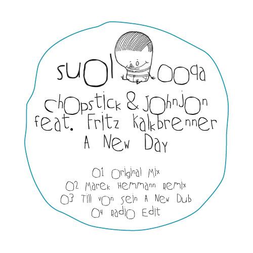Chopstick & Johnjon feat. Fritz Kalkbrenner - A New Day (Radio Edit)