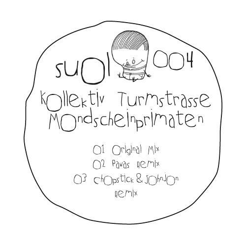 Kollektiv Turmstrasse - Mondschein Primaten (Pawas Remix)