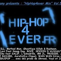HipHop4ever Mix Vol.5