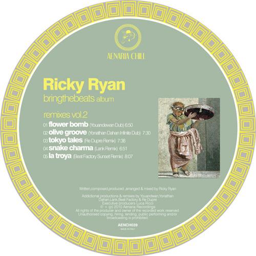 Ricky Ryan Flower Bomb Youandewan Dub