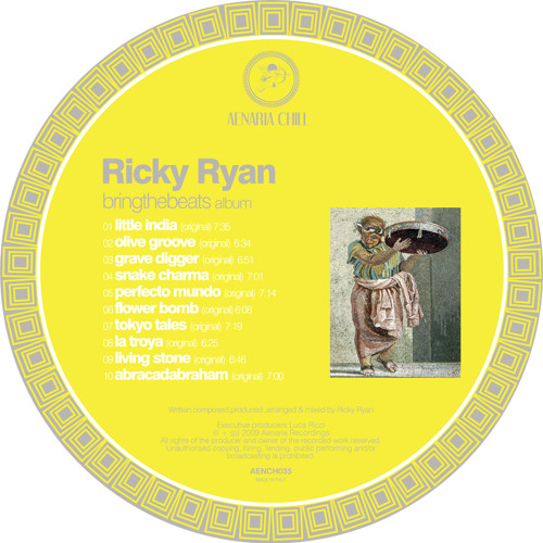 Ricky Ryan - La Troya (Original Mix)