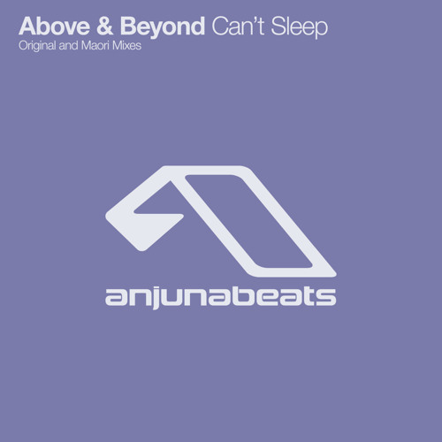 Can't Sleep (Original Mix)