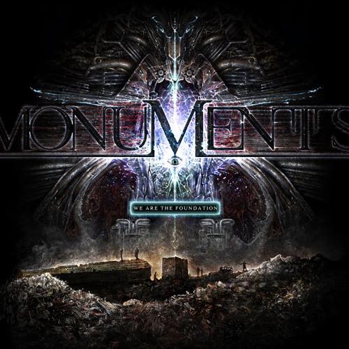 MONUMENTS - Admit Defeat (album demo)