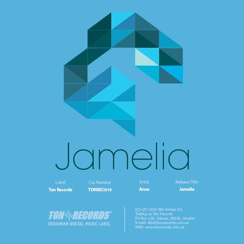 Jamelia - ANNA [REMIX Dragan Georgiev] Ton-Records