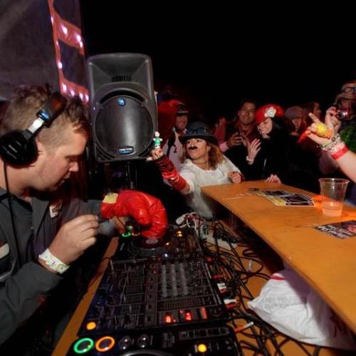 DJ Mancub's Mixography