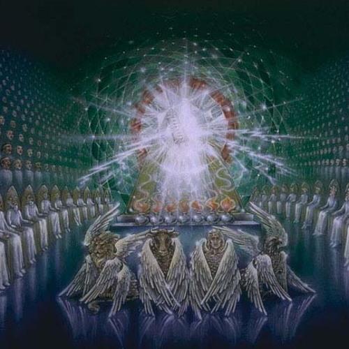 REVELATION OF NOISE-The Vision of Ezekiel (original mix)
