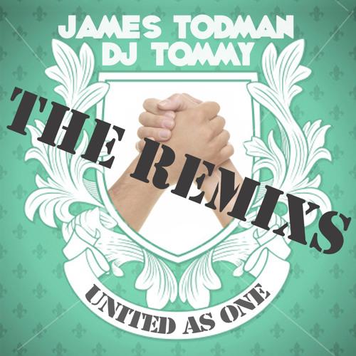 James Todman & DJ Tommy - United As One (Jeremy Iliev Remix)