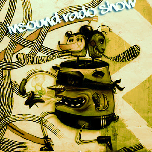 INsound Podcast Radio Show April 2010