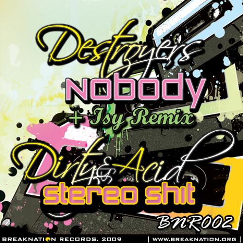 Dirty & Acid - Stereo Shit