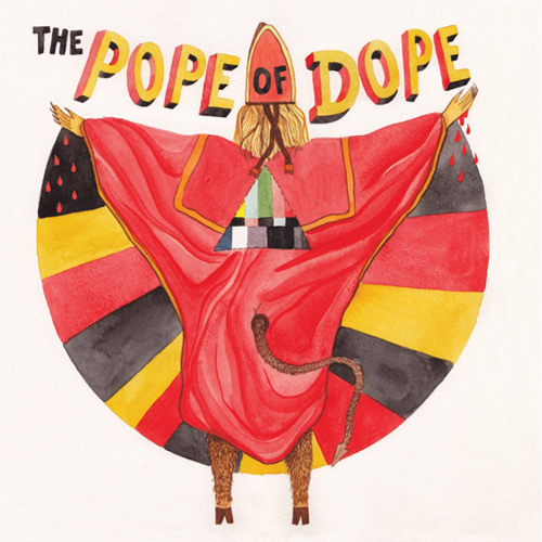Party Harders vs The Subs - The Pope Of Dope (The Oddword Wahu Wahu Rmx)