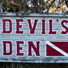 Devil`s Den - Jeff Keenan !!! signed !!!