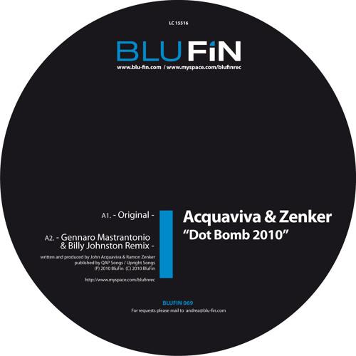 John Acquaviva& Ramon Zenker - Dotbomb- Marc Depulse Rmx