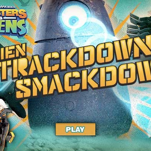 Monsters Vs. Aliens: Trackdown Smackdown (Nickelodeon)