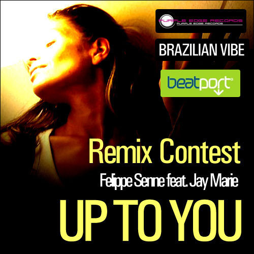 Felippe Senne feat. Jay Marie - Up To You [REMIXES]