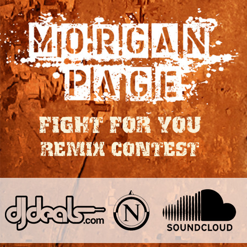 """Morgan Page's """"Fight For You"""" Remix Contest"""