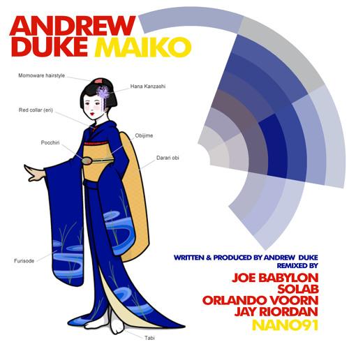 Andrew Duke_Maiko_Orlando Voorn dub mix