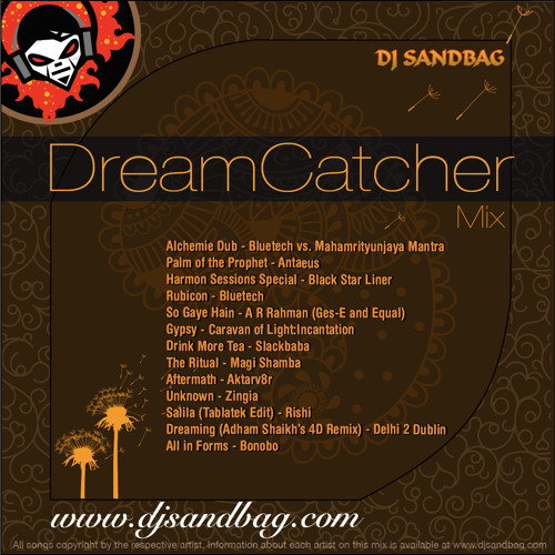 Dreamcatcher - DJ Sandbag