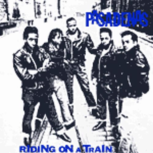 "Pasadenas ""Riding  On A Train"" the Justin Strauss Remix 1989"
