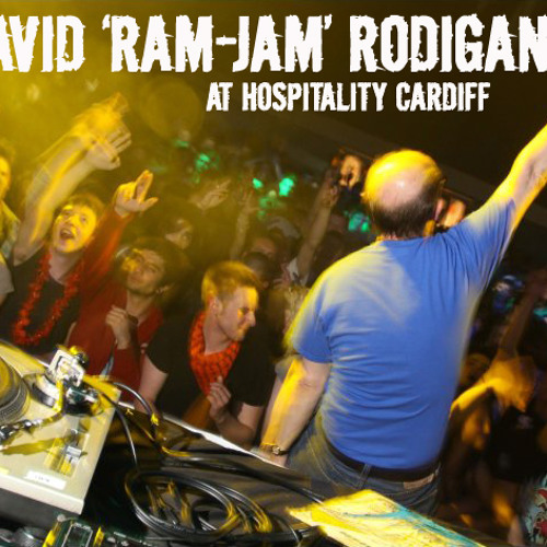 DAVID RODIGAN in CARDIFF 240410