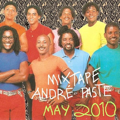Cid Moreira On The Dancefloor - Mixtape André Paste