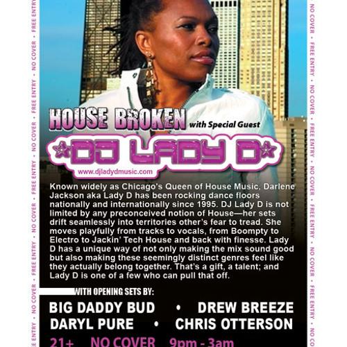 House Broken 9 ( Live ) Mix