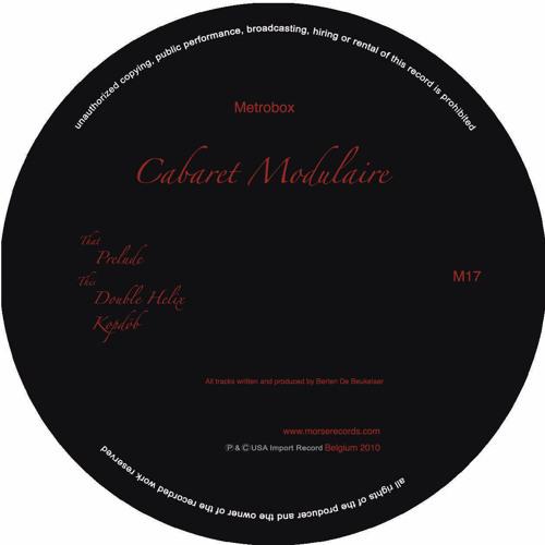 KoPDöB (Cabaret Modulaire EP) (Morse)