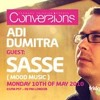 Conversions 043 @ Frisky Radio with guest SASSE (Mood Music,Berlin)