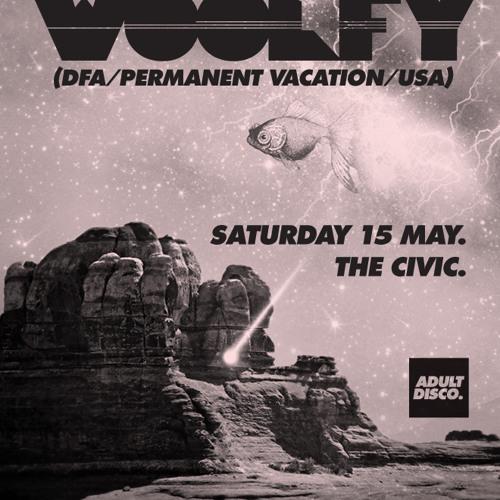 Woolfy - Absynth