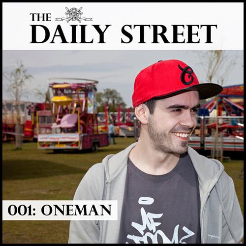TDS Mix 001: Oneman